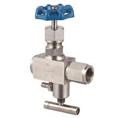 Multi-function needle valve
