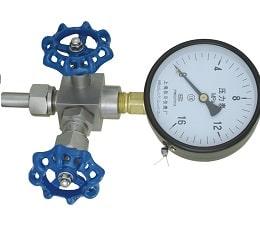 pressure gauge needle valve