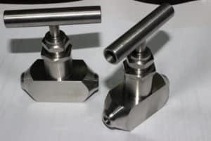 bw end needle valve